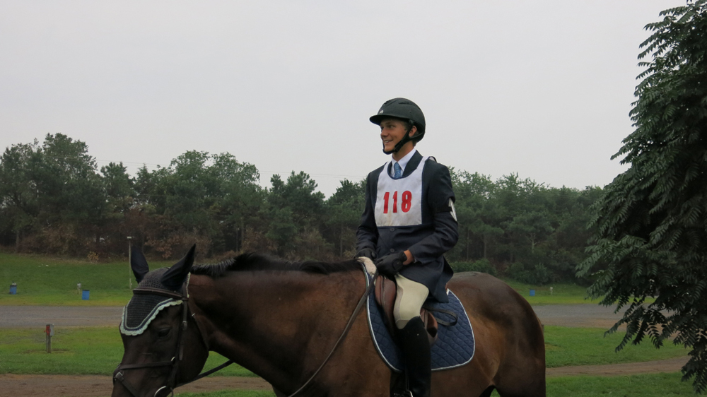Will Zuschlag at the Pony Club Nationals