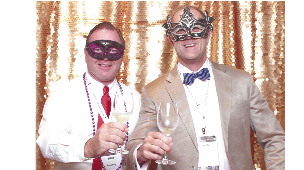 Wine Society version of Mardi Gras