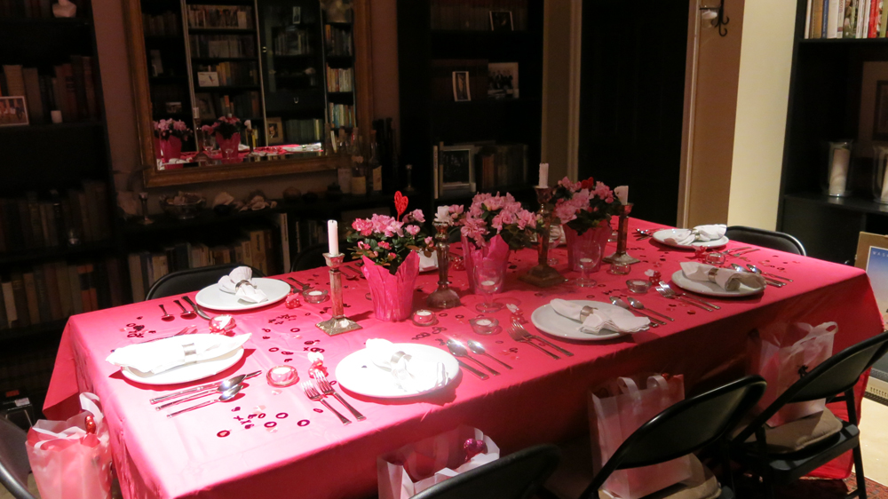 Is this table pink enough?
