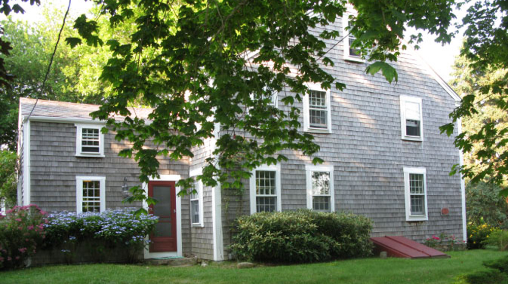 Our 'home' in West Tisbury