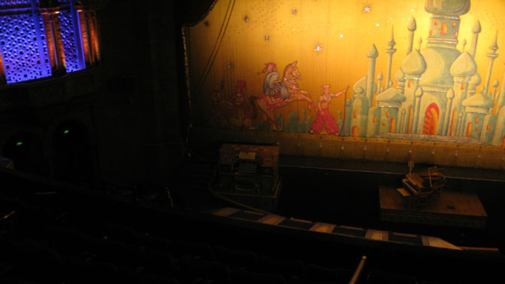 Fox Theater interior