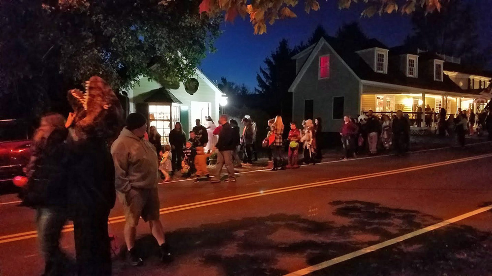 Halloween in Little Washington